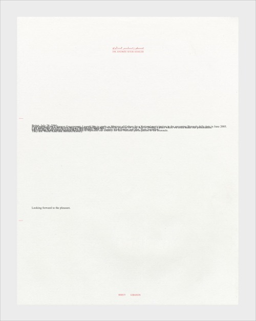 "Walid Raad, ""Appendix XVIII: Plates 16-18: A National Pavilion (2005)(Plate 16)"", 2008 164 x 131,5 cm (framed), Archival Inkjet Prints"